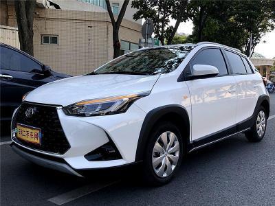 豐田 YARiS L 致炫  2020款 致炫X 1.5L CVT領先版