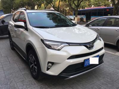 2018年11月 丰田 RAV4荣放  2.0L CVT四驱新锐版图片