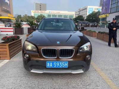 2012年6月 宝马 宝马X1  xDrive28i 豪华型图片