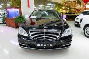 二手奔驰(进口)S级S300L 3.0 商务型 Grand Edition