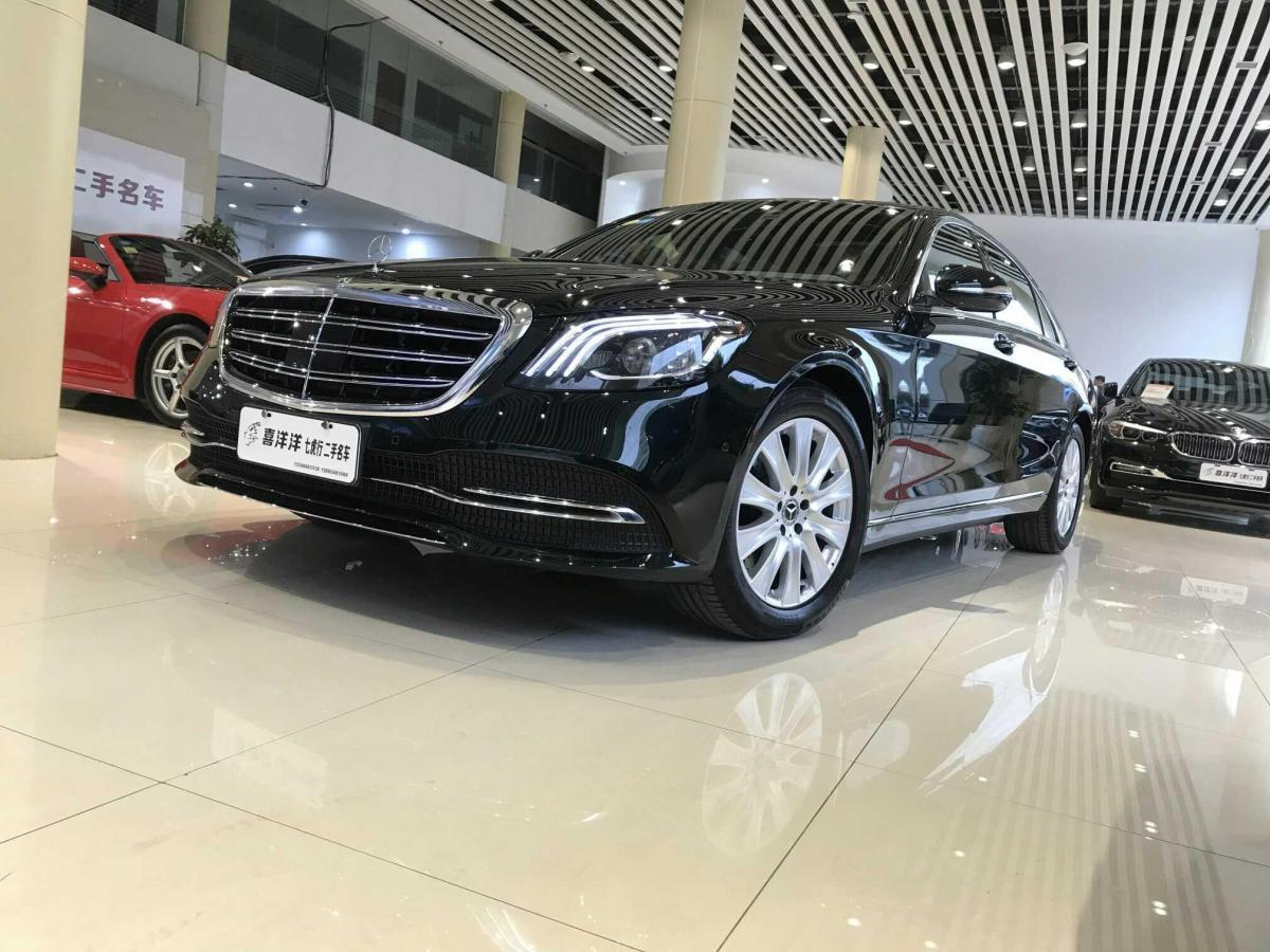 2019年6月 奔驰 奔驰S级(进口) S 320 L 臻藏版图片