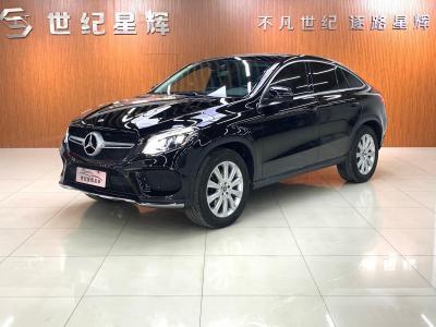 2019年1月 奔驰 奔驰GLE(进口) GLE 320 4MATIC 轿跑SUV图片