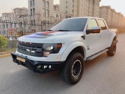 2016年4月 福特 F-150(進口) 6.2L SVT Raptor SuperCrew圖片
