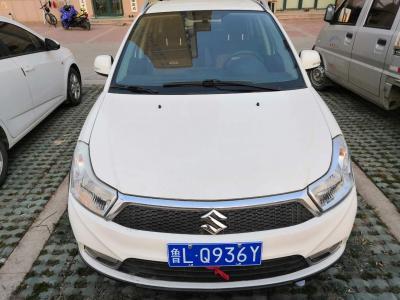 铃木 天语 SX4  2013款 酷锐 1.6L 手动舒适型