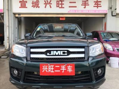江铃 宝典  2016款 2.8T新超值柴油两驱标货豪华型长JX493ZLQ4G图片