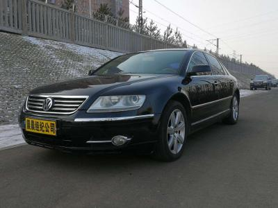 2009年10月 大众 辉腾(进口) 3.6L V6 5座加长豪华版图片
