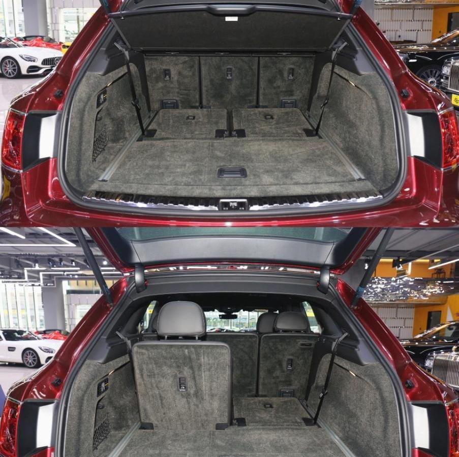 宾利 添越 4.0T V8 柴油图片
