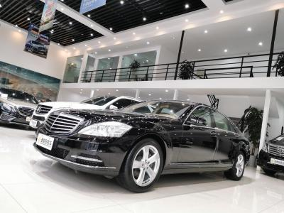 奔馳 奔馳S級  2010款 S 350 L 豪華型