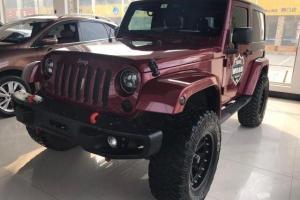 2013年1月 Jeep 牧马人