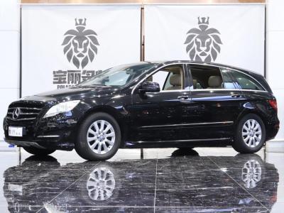 2012年6月 奔驰 奔驰R级(进口) R 350 L 4MATIC图片