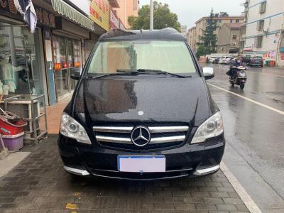 2013年8月 奔驰 威霆 2.5L 商务版图片