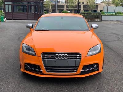 2012年12月 奥迪 奥迪TTS(进口) TTS Coupe 2.0TFSI quattro图片