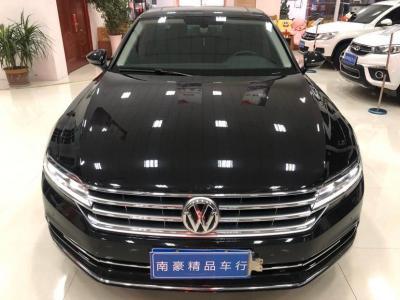 2018年6月 大众 辉昂 380TSI 两驱商务版图片