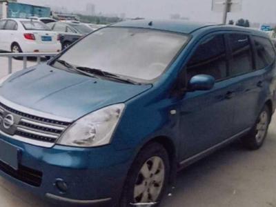 2007年2月 日产 骏逸 1.8L 自动尊贵型图片