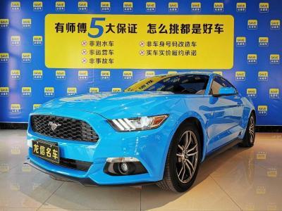 2017年6月 福特 Mustang(进口) 2.3T 运动版图片