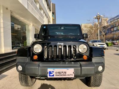 2013年4月 Jeep 牧马人(进口) 3.6L Sahara 两门版图片