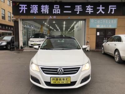 大众 一汽-大众CC  2012款 1.8TSI 尊贵型