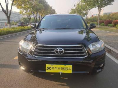2011年8月 丰田 汉兰达 2.7L 两驱7座豪华版图片