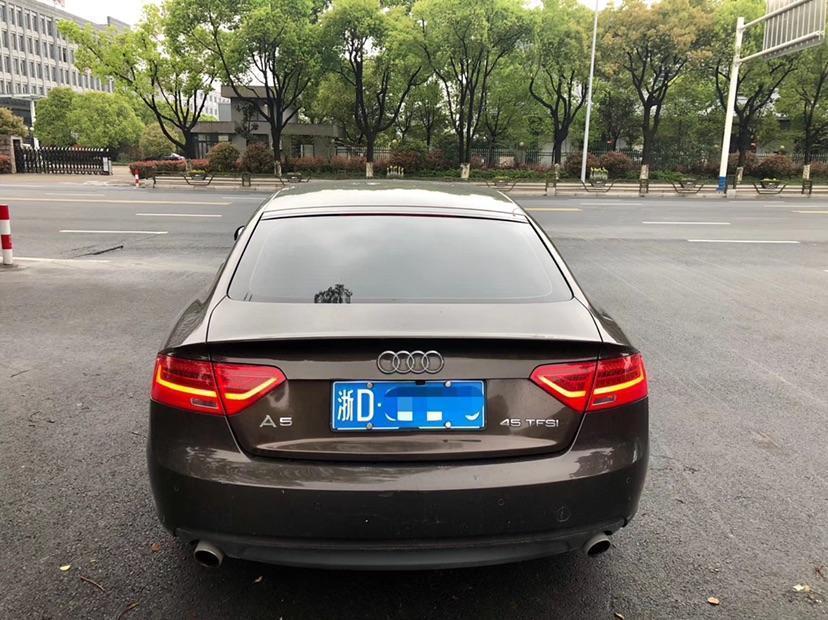 奥迪 奥迪A5  2013款 Coupe 40 TFSI图片