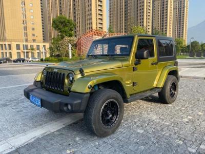 2008年11月 Jeep 牧馬人  3.8L Sahara 兩門版圖片