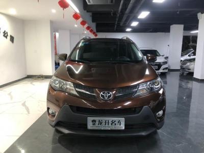 2014年10月 丰田 RAV4荣放 2.0L CVT四驱风尚版图片