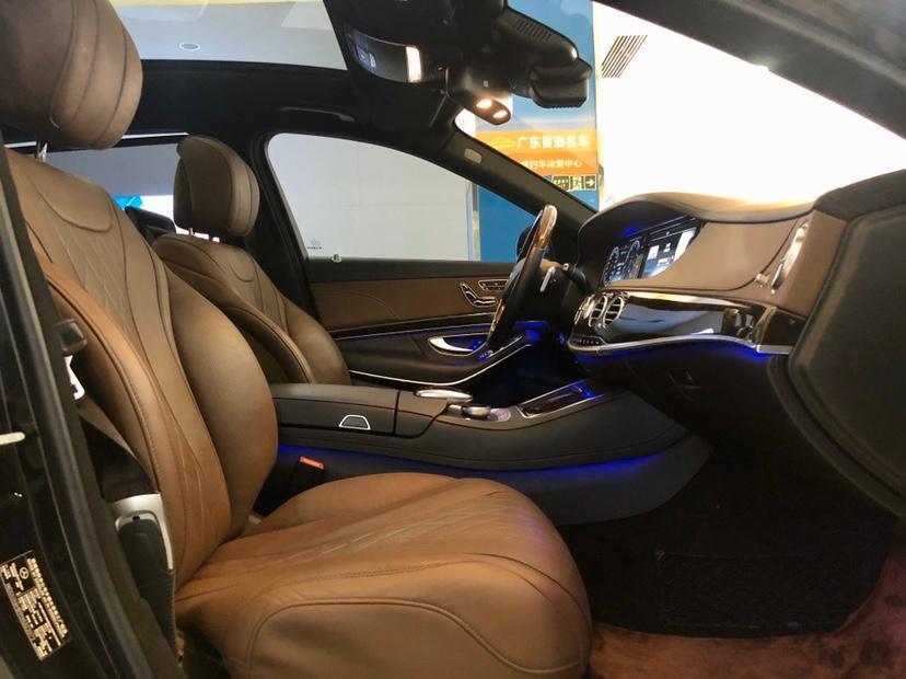 奔驰 迈巴赫S级  2017款 S 400 4MATIC图片