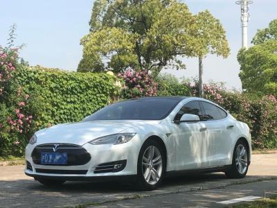 特斯拉 Model S Model S P85图片