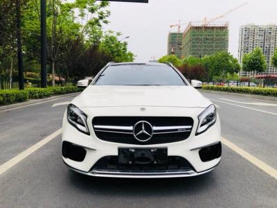 2018年6月 奔驰 奔驰GLA AMG AMG GLA 45 4MATIC图片