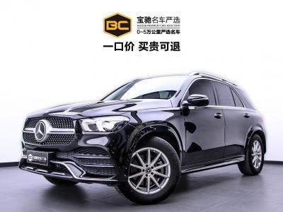 2019年8月 奔驰 奔驰GLE(进口) GLE 350 4MATIC 时尚型图片