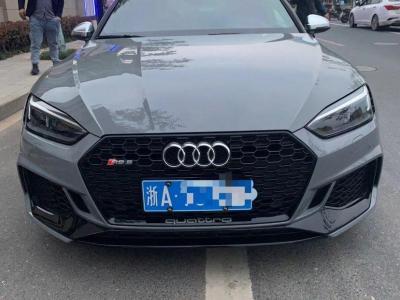 2019年9月 奥迪 奥迪RS 5 RS 5 2.9T Coupe图片