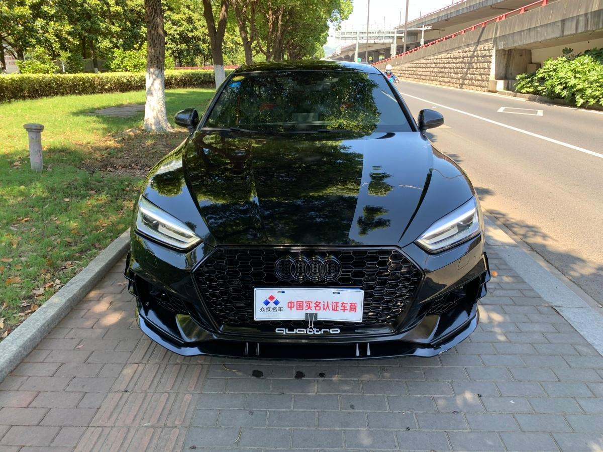 奥迪 奥迪A5  2017款 Sportback 40 TFSI 时尚型图片