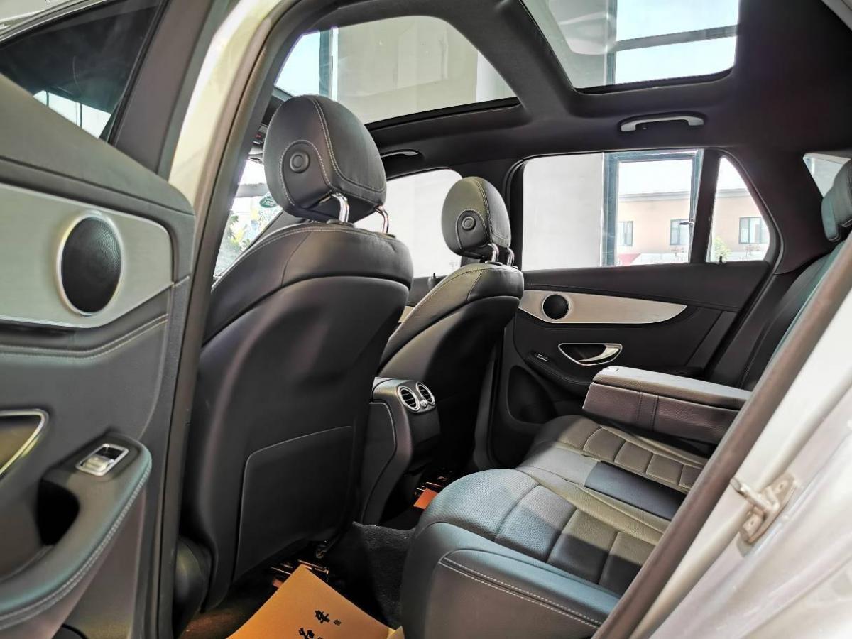 奔驰 奔驰GLC  2017款 GLC 200 4MATIC图片