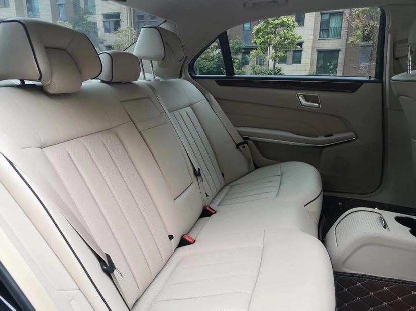 奔驰 奔驰E级  2015款 改款 E 200 L图片