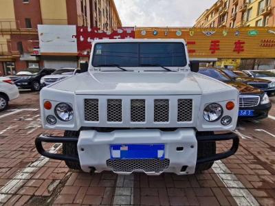 北汽制造 勇士皮卡  2018款 2.8T柴油連體雙排3035軸距JE493ZLQ5D