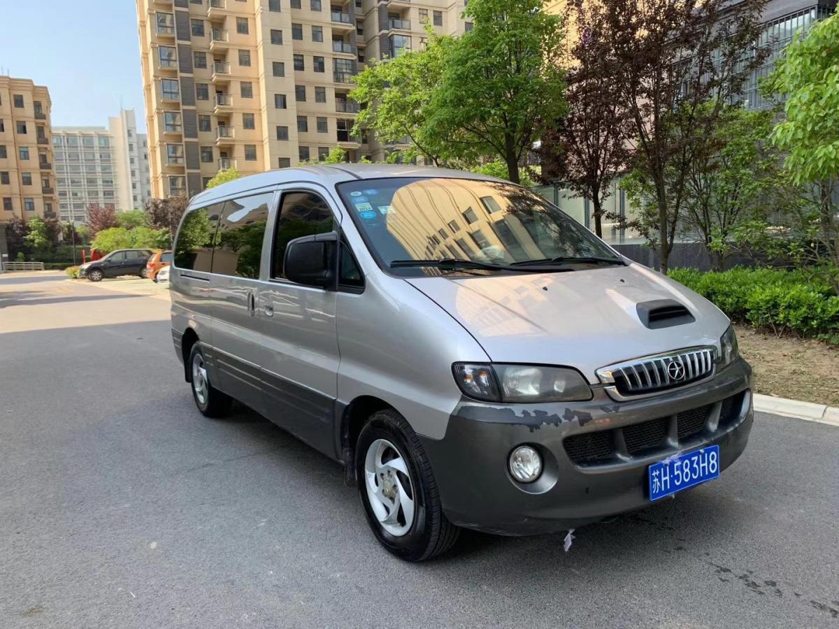 江淮 瑞风  2011款 2.8T穿梭 柴油舒适版HFC4DA1-2B1图片