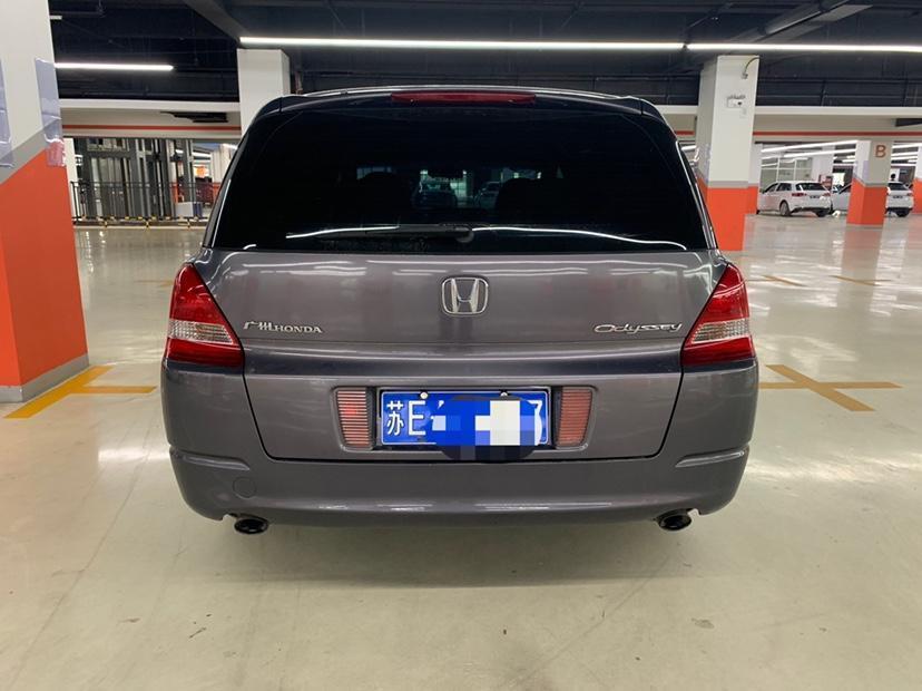 本田 奥德赛  2005款 2.4L 舒适型图片