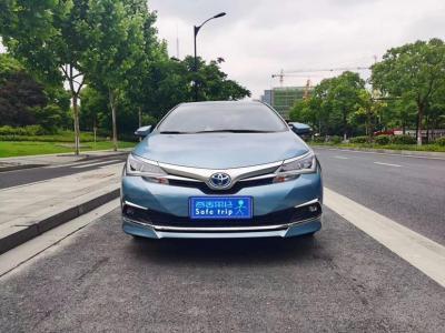 2018年5月 丰田 卡罗拉 改款双擎 1.8L E-CVT精英版图片