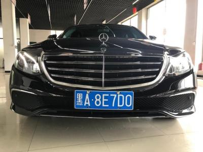 奔驰 奔驰E级  2019款 E 260 L