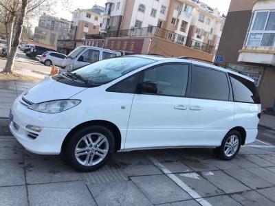 丰田 普瑞维亚  2006款 2.4L 7人座标准版