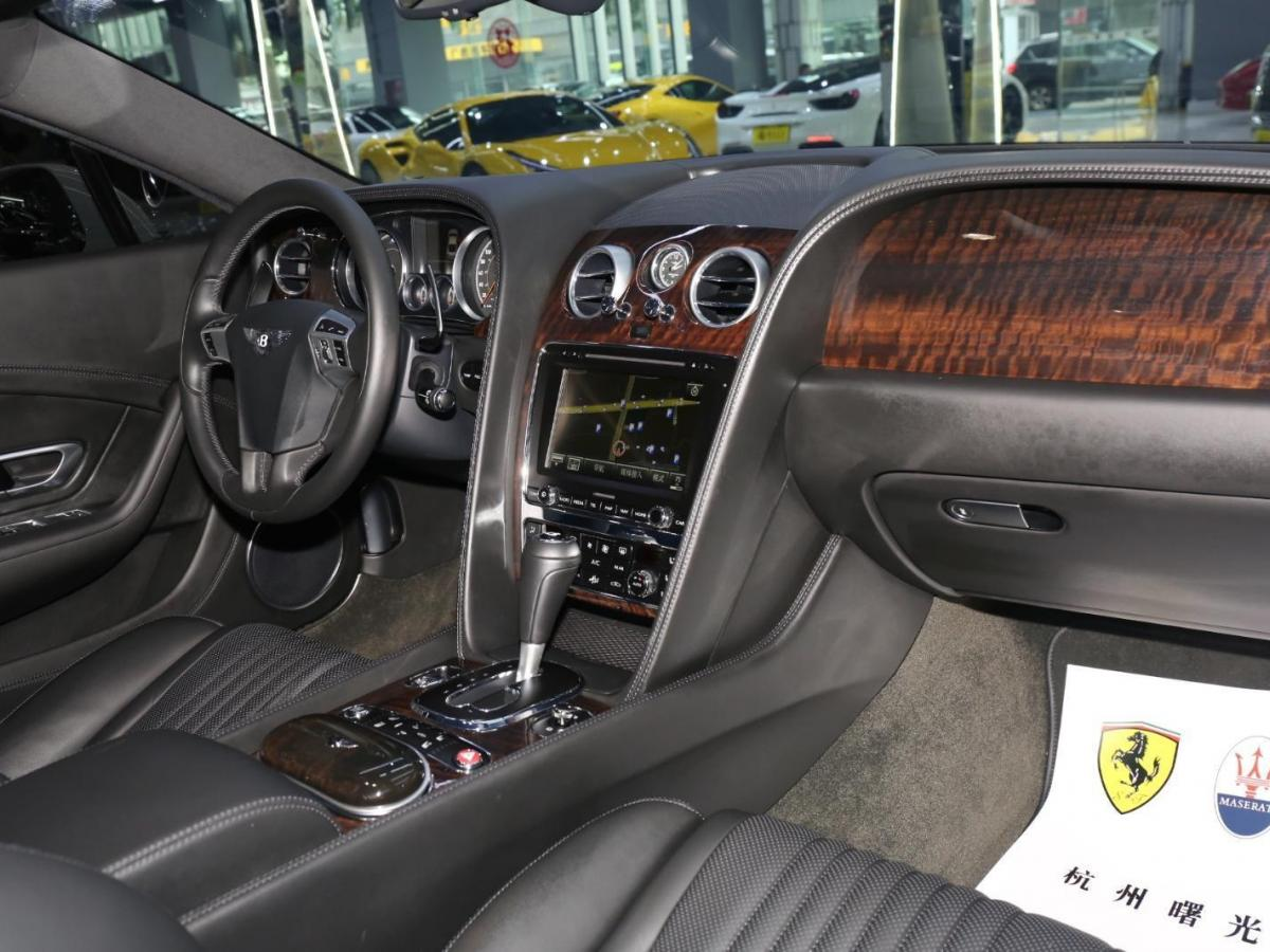 宾利 欧陆  2016款 4.0T GT V8 标准版图片