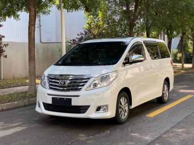 2014年10月 丰田 埃尔法(进口) 3.5L 豪华版图片