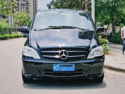 2015年5月 奔驰 威霆 2.5L 精英版图片
