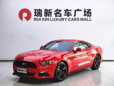 2017年5月 福特 Mustang  2.3T 性能版图片