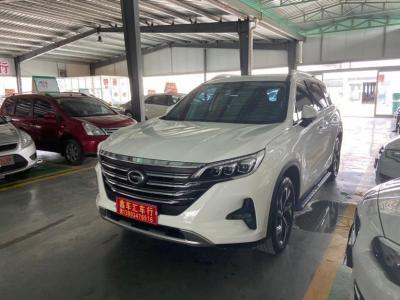 2019年1月 广汽传祺 GS5 270T 自动豪华版图片