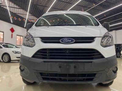 2018年3月 福特 全顺 2.0T柴油多功能商用车短轴中顶国V图片