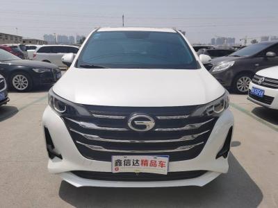 广汽传祺 GM6  2019款 270T 自动尊荣版(七座)