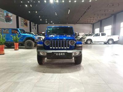 2019年6月 Jeep 牧马人(进口) 2.0T Sahara 四门版图片