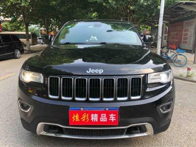 Jeep 大切诺基  2015款 3.0TD 柴油 舒享配资平台 版