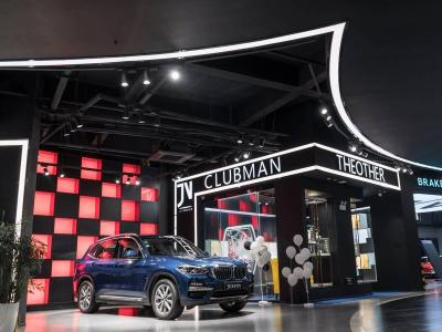 寶馬 寶馬X3  2018款 xDrive25i 豪華套裝 國V