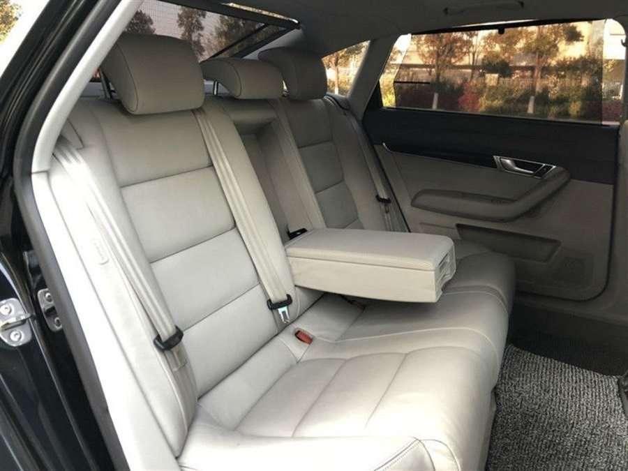 奥迪 奥迪A6L  2005款 2.4L 舒适型图片